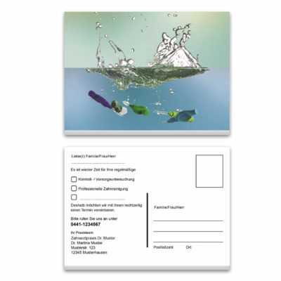 recallkarte buersten