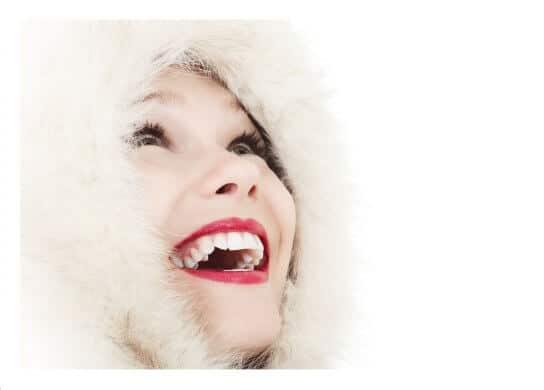 Schneeweisse Zähne durch Bleaching?