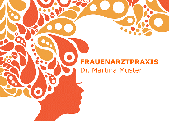 Frauenarzt Recallkarte