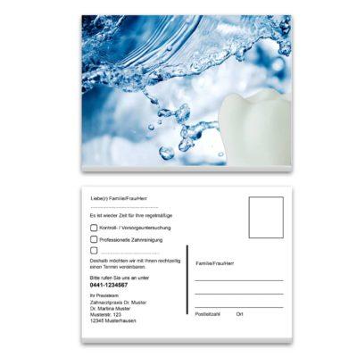recallkarte watersplash