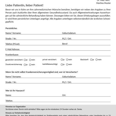 anamnesebogen standard seite1
