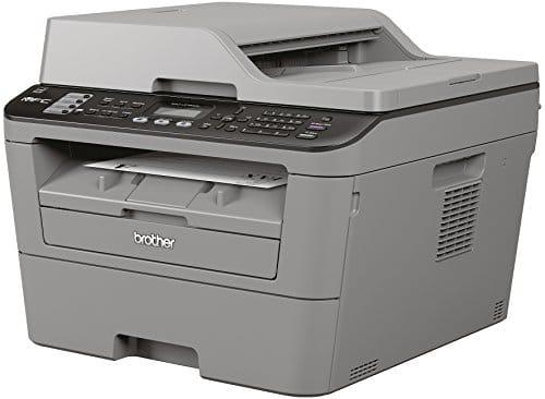 Brother MFC L2700DW Monolaser Multifunktionsgert Drucker Kopierer Scanner Fax 2400 x 600 dpi USB 20 0 0