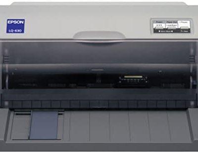 EPSON LQ 630 A4 USB PAR 24 Nadeldrucker 20cpi 32KB 0