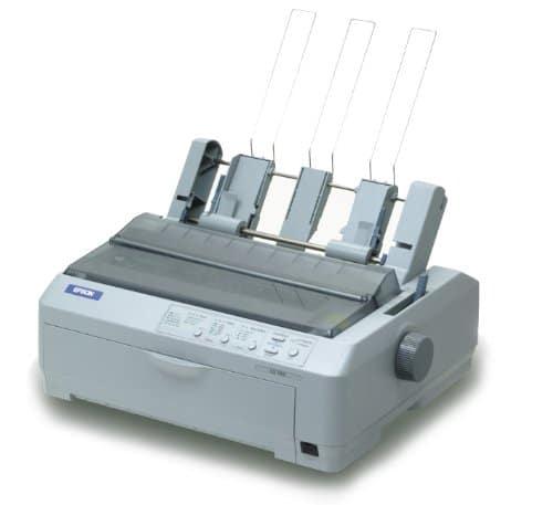 Epson LQ 590 24 Nadeldrucker 0 0