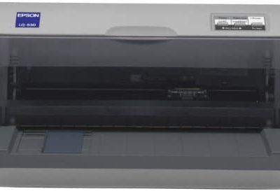 Epson LQ 630 24 Nadeldrucker 0