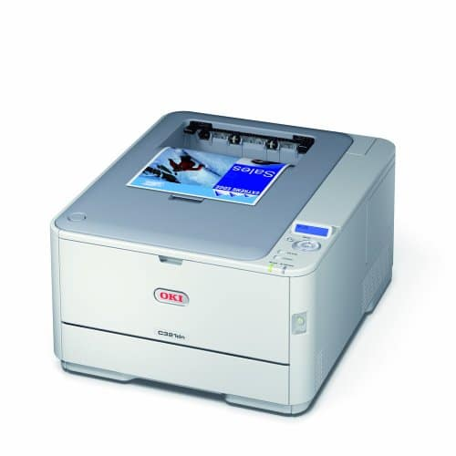 OKI C321dn LED Duplex Farblaserdrucker A4 1200 x 600 dpi 0 2