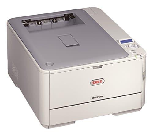 OKI C321dn LED Duplex Farblaserdrucker A4 1200 x 600 dpi 0