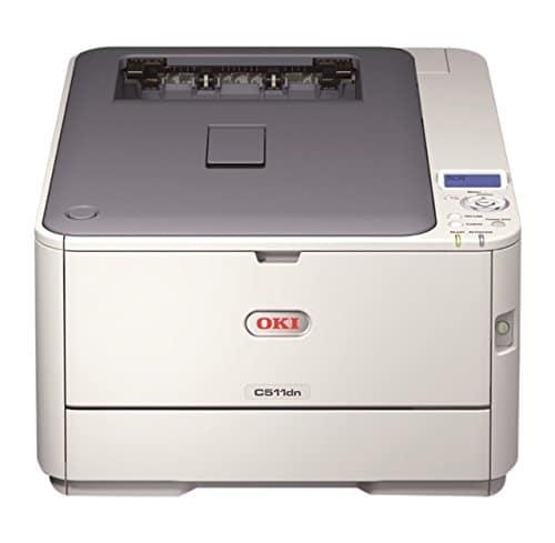 OKI C511dn LED Duplex Farblaserdrucker A4 1200 x 600 dpi 0
