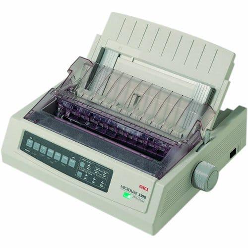 OKI Microline ML3390eco monochrom 24Nadeldrucker A 0