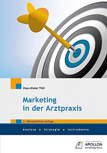 Marketing in der Arztpraxis Analyse Strategie Instrumente 0