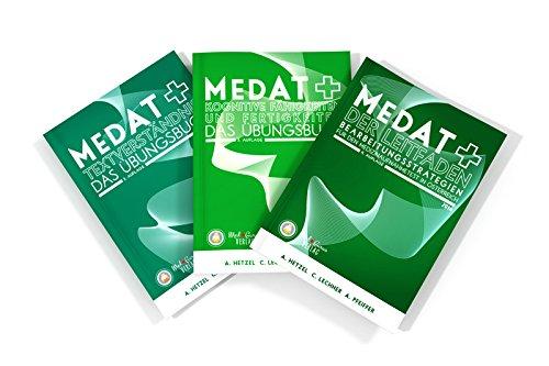 MedAT Box 2016 Die komplette Vorbereitung auf die Medzinaufnahmeprfung MedAT 2016 in sterreich 0