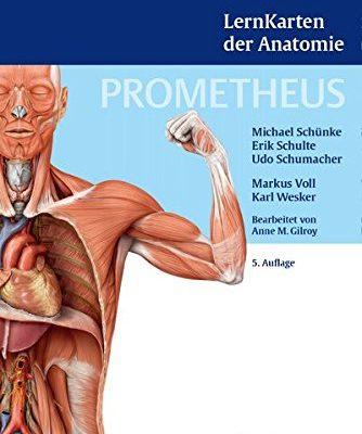 PROMETHEUS LernKarten der Anatomie 0