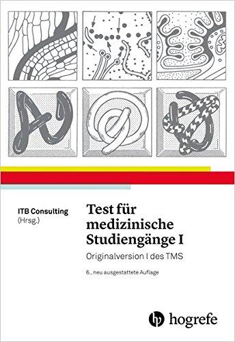 Test fr medizinische Studiengnge I Originalversion I des TMS 0