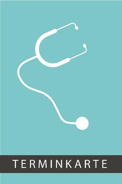 Stethoskop Terminerinnerung