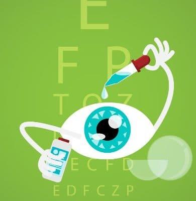 Termin beim Augenarzt