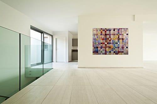 Kunstloft acryl gem lde 39 perspective of choice 39 100x75cm original handgemalte leinwand bilder - Handgemalte bilder auf leinwand abstrakt ...