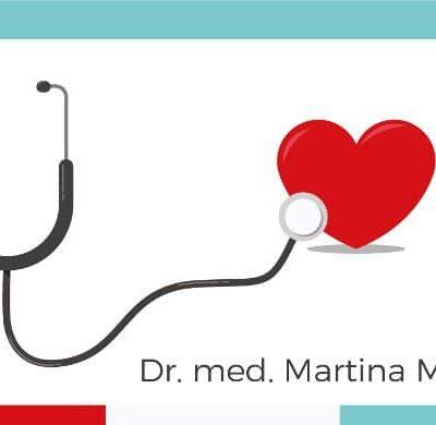 Terminkarten Arzt Herz