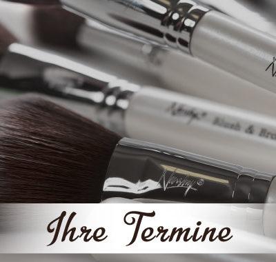 terminkarte kosmetik makeup