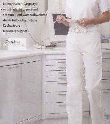 Damenhose Arzthose Praxiskleidung Hose Arzt S 3436 0