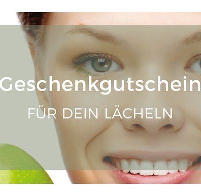 Gutscheinkarte green smile 1