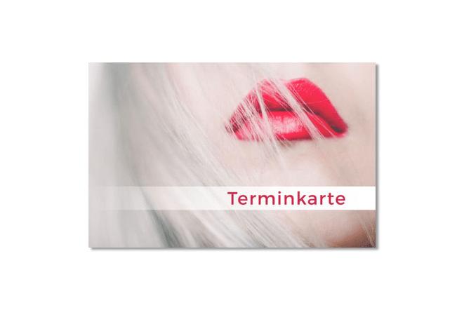 kosmetik terminkarten bestellen